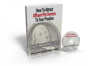 Add 'How To Attract Affluent Pet Owners To Your Practice' to cart.